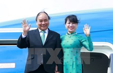 Premier vietnamita concluye visita a Países Bajos