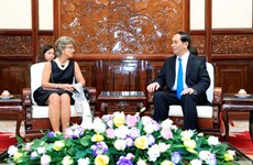 Presidente Dai Quang: Vietnam atesora los lazos con España