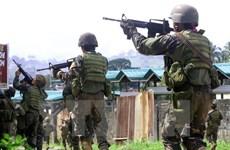 Filipinas: nueve muertos en enfrentamiento entre tropas del gobierno y rebeldes