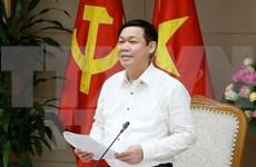 Vicepremier de Vietnam pide impulsar aplicación de trámites administrativos electrónicos