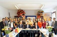 Vietnam llama a inversiones de localidad alemana