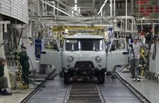 Fabricante ruso Sollers realizará ensamblaje de autos en Vietnam en 2018