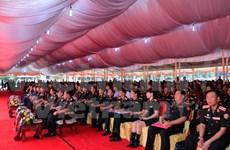 Exestudiantes militares de Laos en Vietnam se reúnen en Vientiane