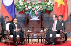 Vietnam y Laos se empeñan en enriquecer los lazos especiales