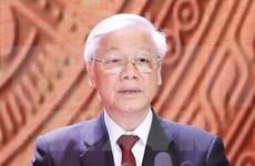 Secretario general del PCV efectuará visita estatal a Camboya
