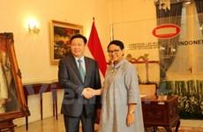 Vicepremier vietnamita reitera respaldo a asociación estratégica con Indonesia