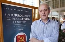 Dirigente del Partido Comunista de Italia visita Ha Giang