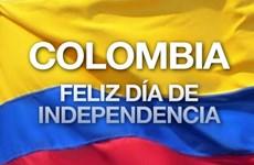 Vietnam felicita a Colombia por Día de la Independencia