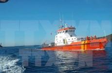 Rescatan a marinero chino accidentado en aguas cercanas de Vietnam