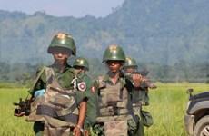 Myanmar arresta a 31 sospechosos de terrorismo
