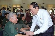 Consagración de veteranos y mártires, tesoro espiritual del pueblo vietnamita