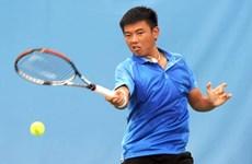 El vietnamita Ly Hoang Nam- tenista número 1 del Sudeste Asiático