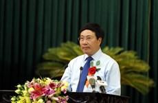 Reconocen esfuerzos de Thanh Hoa en atención a personas con méritos revolucionarios