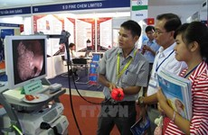 Empresas de 22 países participarán en exposición de equipos médicos en Vietnam