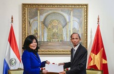 Paraguay destaca logros económicos de Vietnam