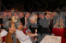 Rememoran en Vietnam ejemplo de lucha de combatientes revolucionarios