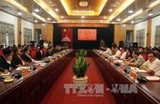 Provincias vietnamitas y laosianas buscan mayor cooperación educacional