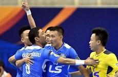 Club vietnamita termina tercero en torneo regional de futsal