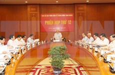 Dirigente partidista de Vietnam destaca importancia de prensa en lucha anticorrupción