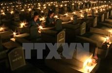 Vietnamitas en Alemania rinden homenaje a mártires de guerra