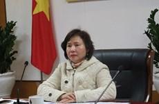 Proponen en Vietnam medidas disciplinarias para viceministra de Industria y Comercio