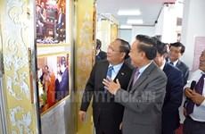 Inauguran en Xiang Khouang exposición fotográfica sobre relaciones Vietnam- Laos