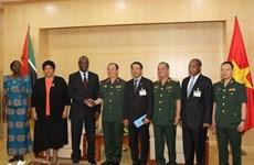 Mozambique por estudiar experiencias de Vietnam en enfrentamiento a desastres naturales