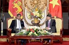 Vietnam y Sri Lanka destacan buen estado de sus relaciones