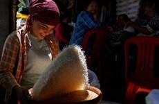 Bangladesh compra arroz de Camboya