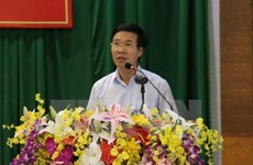 Inauguran quinto seminario teórico entre PCV y PPRL
