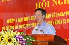 Vietnam mejora las labores de divulgación de informaciones al exterior