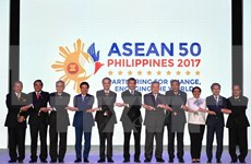 ASEAN aprueba borrador marco del Código sobre Conducta en Mar del Este