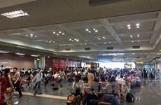 Vietnam Airlines ajusta horarios de vuelos a Japón por tifón Noru