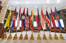 ASEAN por un mayor protagonismo en arena internacional a 50 años de su fundación