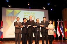 Conmemoran aniversario 50 de fundación de ASEAN en Argentina