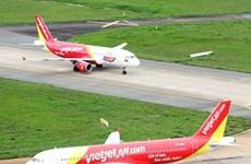 Aeropuertos de Vietnam reciben más de 55 millones de pasajeros en siete meses