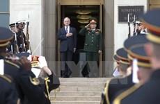 Vietnam y Estados Unidos definen prioridades en cooperación en defensa