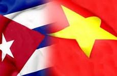 Celebran encuentro amistoso Vietnam-Cuba en provincia norvietnamita