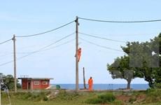 Transfieren a Quang Tri gestión de sistema de electricidad de Con Co
