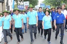 Voluntarios en Ciudad Ho Chi Minh actúan a favor de los necesitados