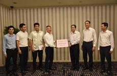 Ofrece Embajada de Vietnam en Laos apoyo a connacionales afectadas por inundaciones
