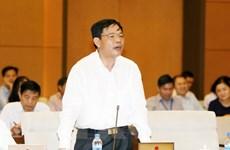 Comité Permanente del Parlamento vietnamita delibera sobre gestión forestal y acuicultura