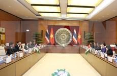 Vietnam y Tailandia buscan robustecer relaciones parlamentarias