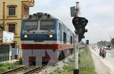 Disminuye número de accidentes ferroviarios en Vietnam