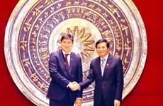 Oficinas parlamentarias de Vietnam y Mongolia fortalecen cooperación