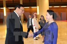 Presidente de Asamblea Legislativa Nacional de Tailandia concluye visita a Vietnam