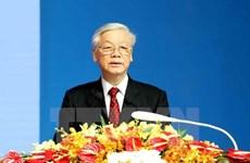Máximo dirigente partidista de Vietnam visitará Indonesia y Myanmar