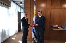 Resaltan relaciones de cooperación entre Vietnam y Uruguay