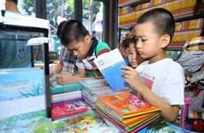 Más de 40 mil títulos de libros serán ofertados en Feria Internacional del libro de Vietnam