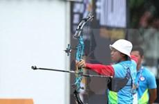 SEA Games 29: Vietnam conquista medalla de bronce en tiro con arco
